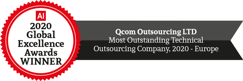 Qcom Most Outstanding Technical Outsourcing Company